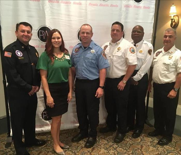 Firefighters Appreciation Luncheon
