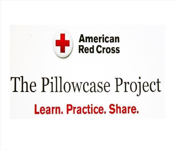 Fire Damage American Red Cross: Pillowcase Project