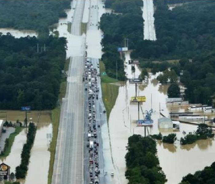 Louisiana Flood August Servpro Greater