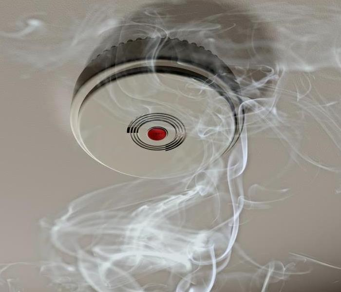 Fire Damage How and When to Test Your Smoke Alarm