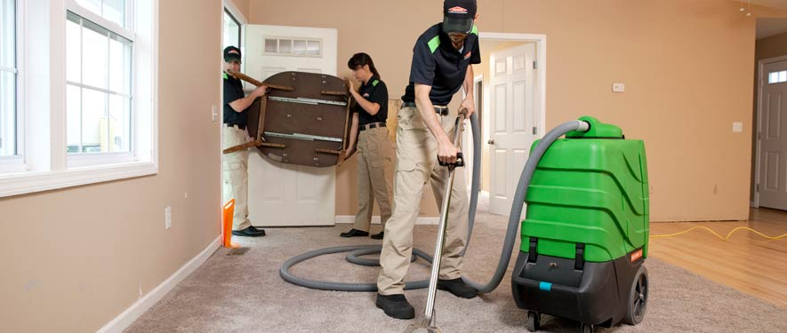 Covington, LA residential restoration cleaning